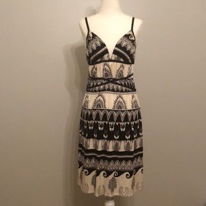 Silk dress. Size M. GUC
